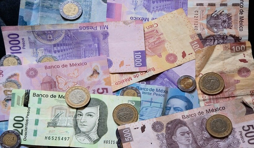 Mexican Peso Benefits From U S Strength