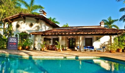 Luxury puerto vallarta home with a pool for sale
