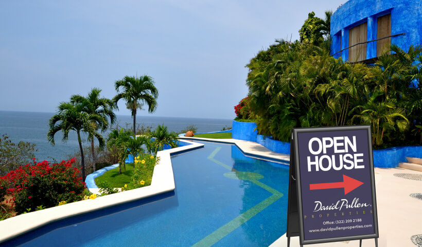 Buy investment house in Mexico