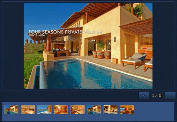 Punta Mita luxury homes for sale