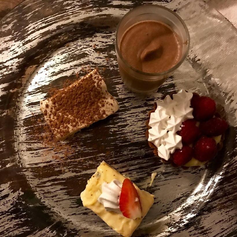 mezzogiorno dessert